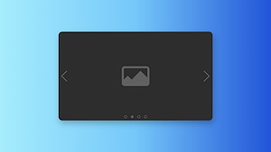 Carousel slider tutorial using swiper js