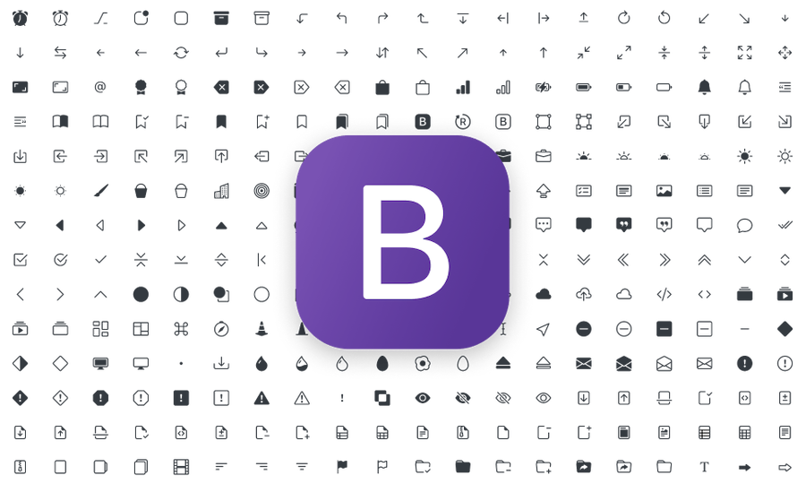 Bootstrap 5 icons