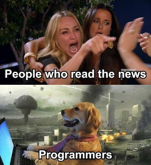 What news XD