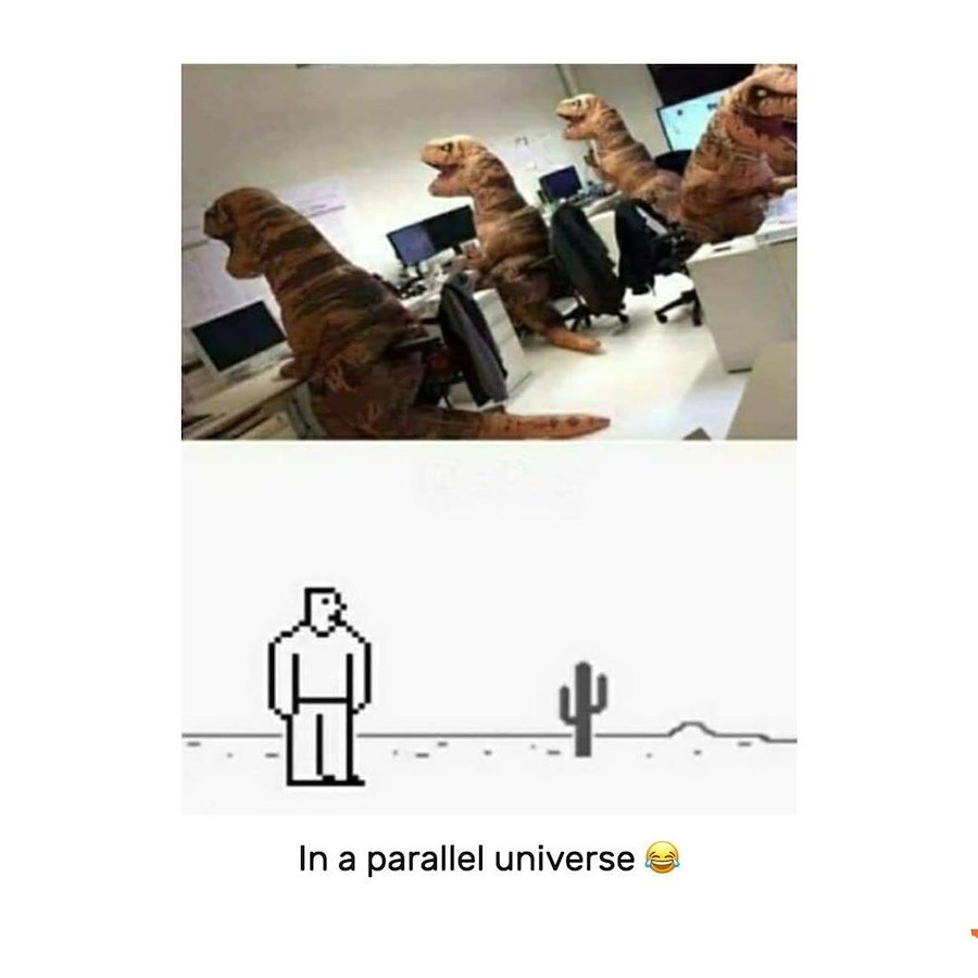 Parallel universe Xd